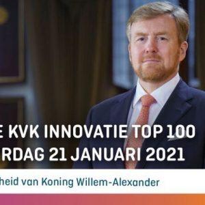 Met aanwezigheid van koning Willem-Alexander