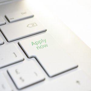 Solliciteer nu / apply now
