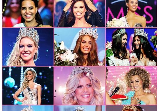 10 jaar Miss Nederland