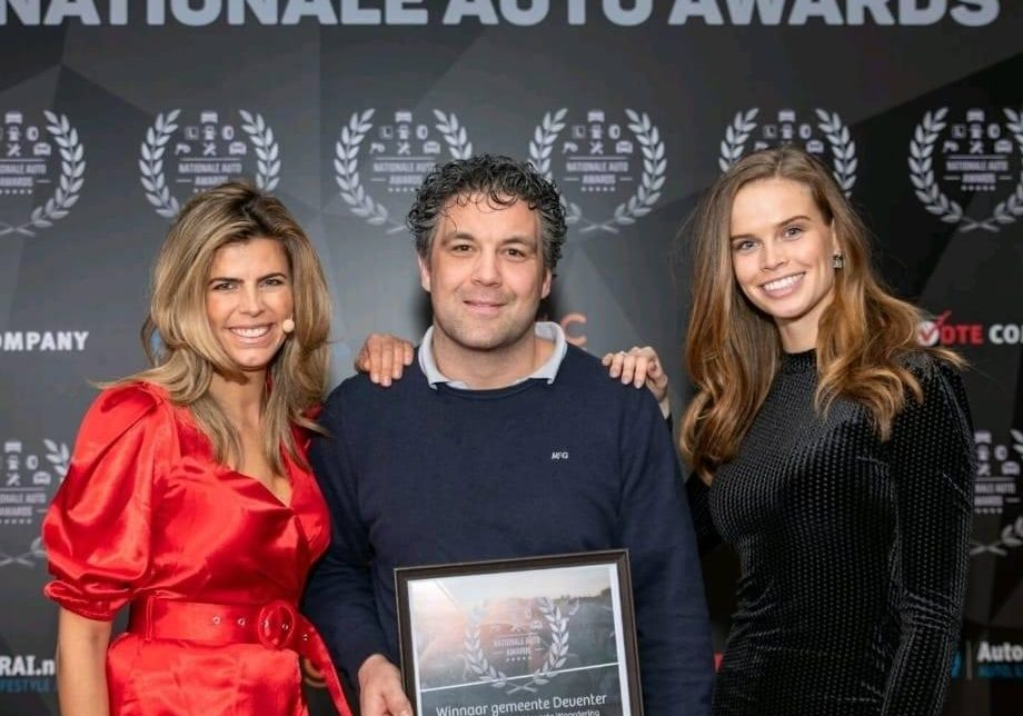 Auto Awards winnaar