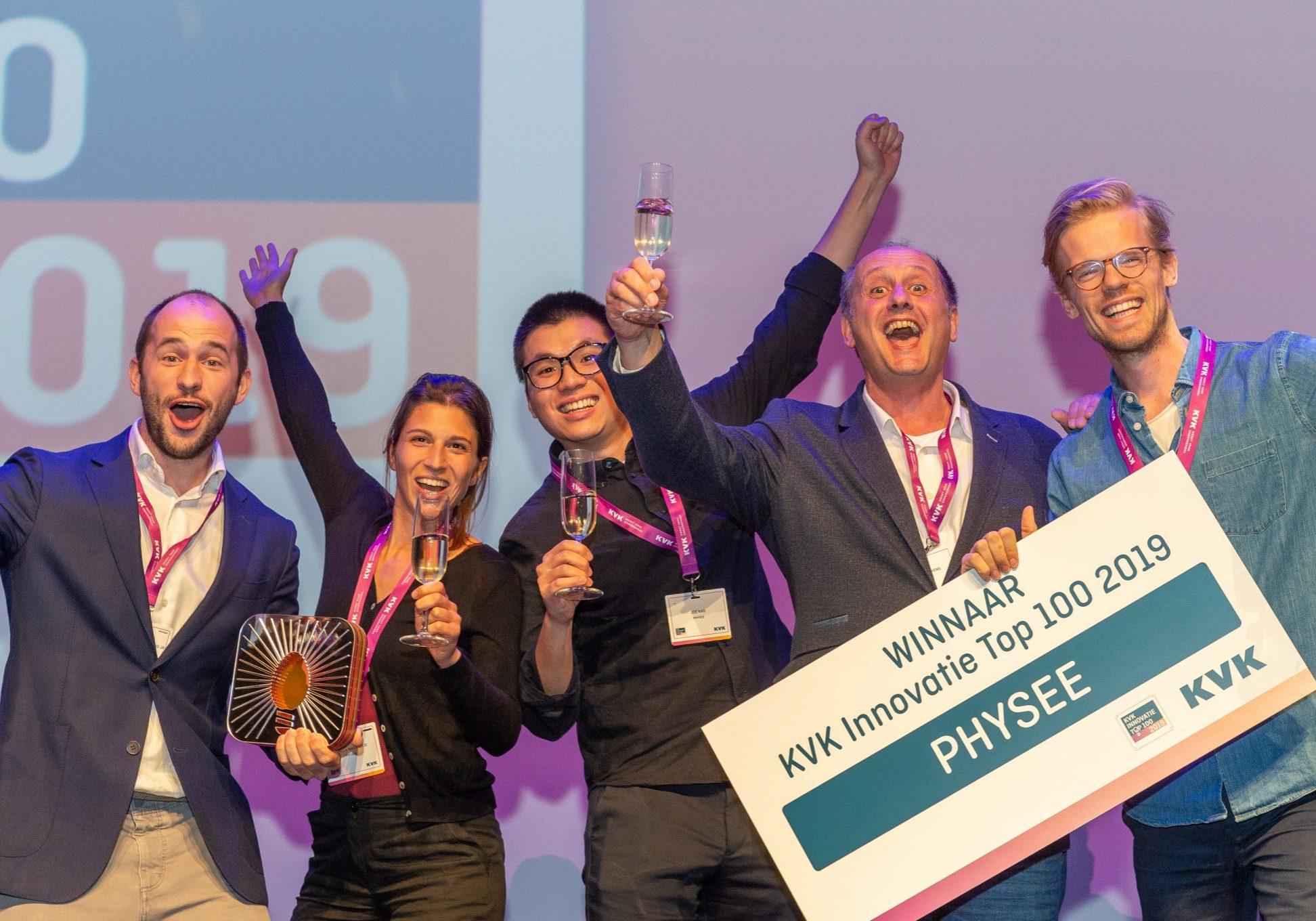 KVK-innovatie-top-100-PHYSEE