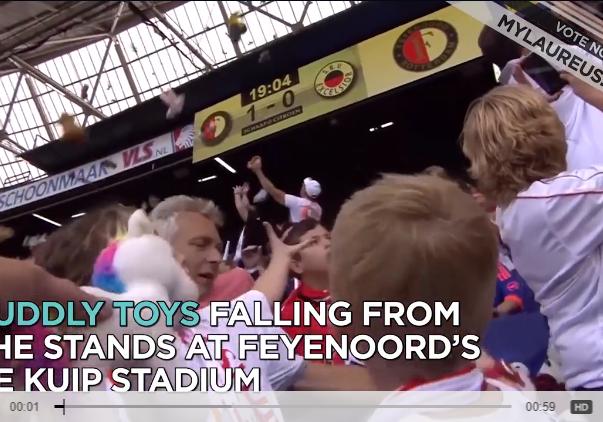 Laureus Voting Feyenoord Excelsior