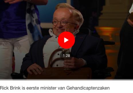 Minister van gehandicaptenzaak 11-02