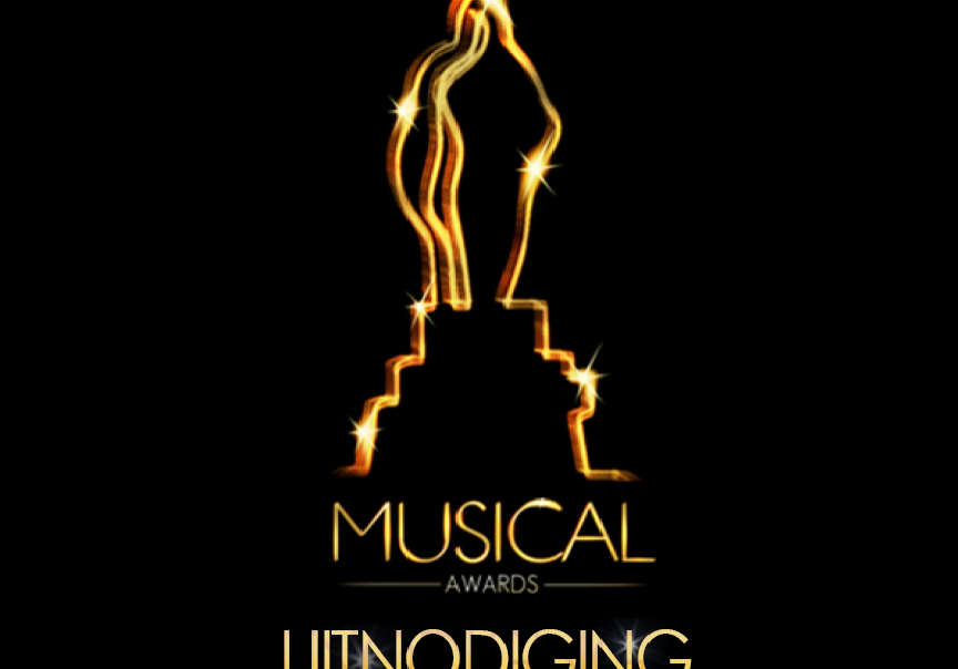Musical Awards Uitnodiging Vote
