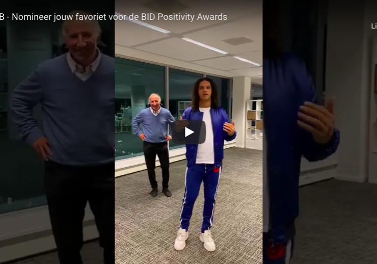 Ali B - Nomineer jouw favoriet voor de BID Positivity Awards