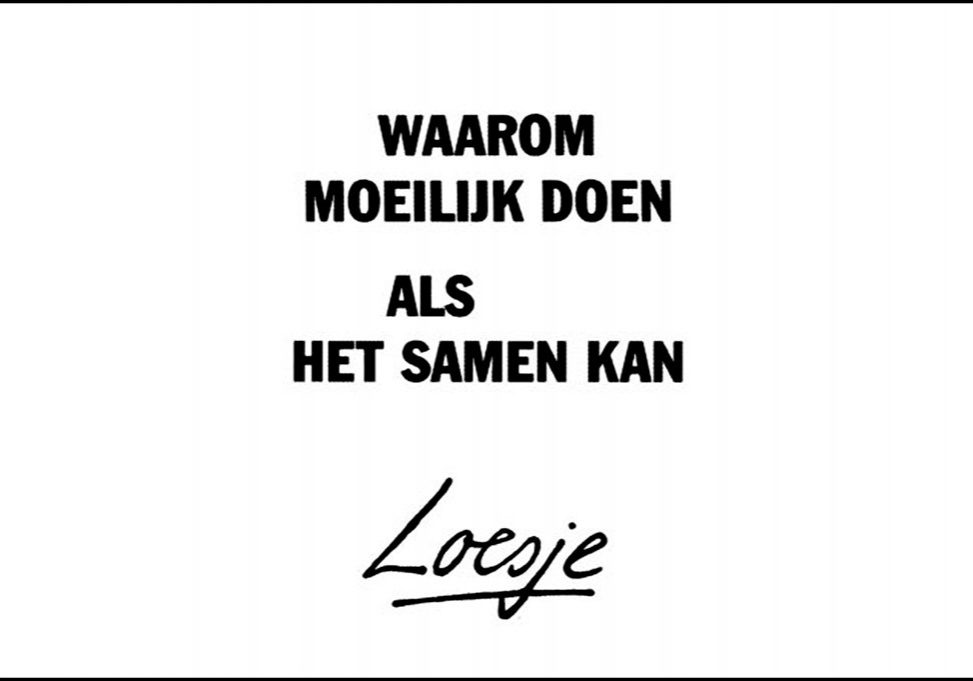 Vacature Junior Project Manager Loesje