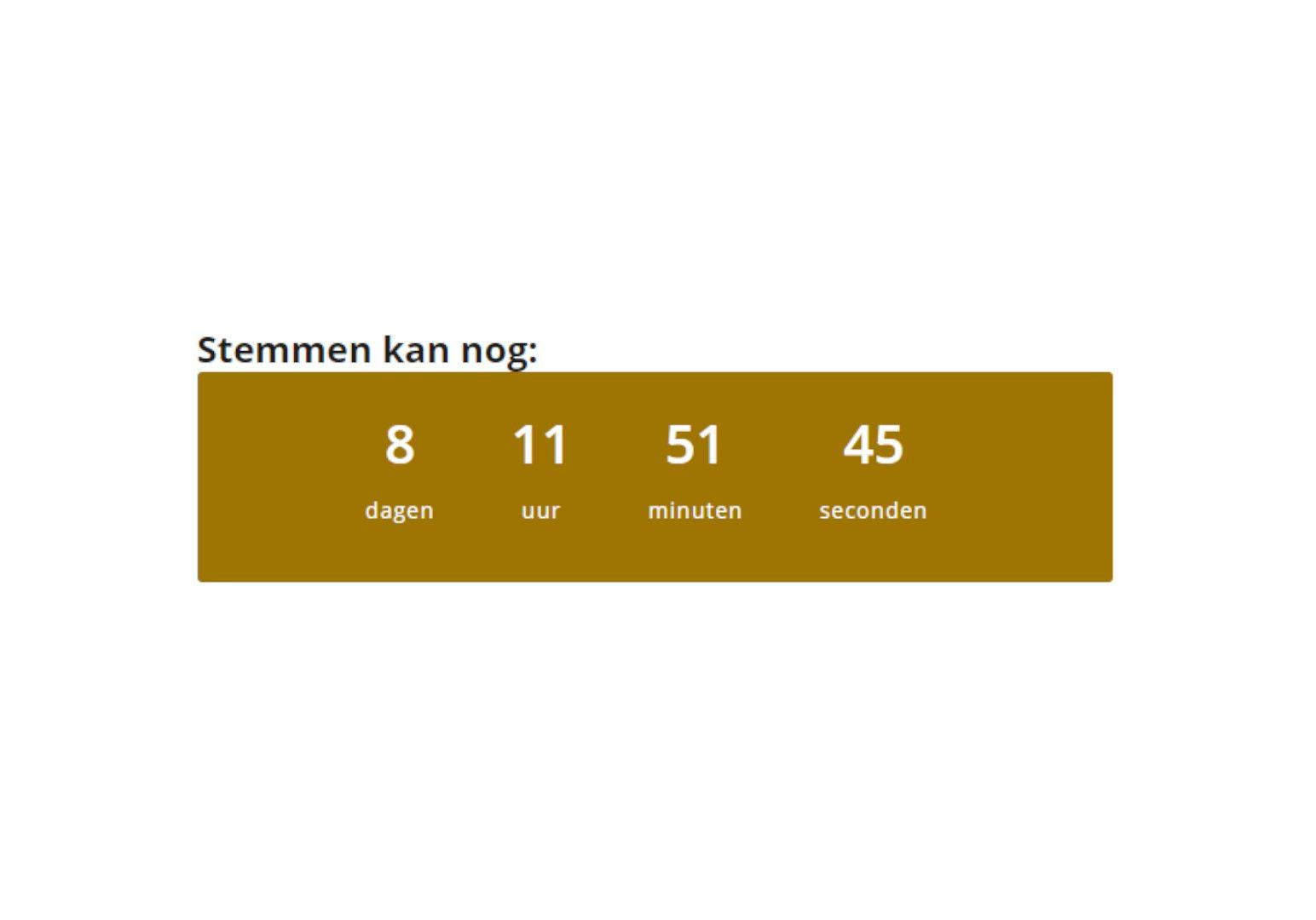 countdownvotecompanysocial