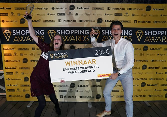 winnaars shopping awards